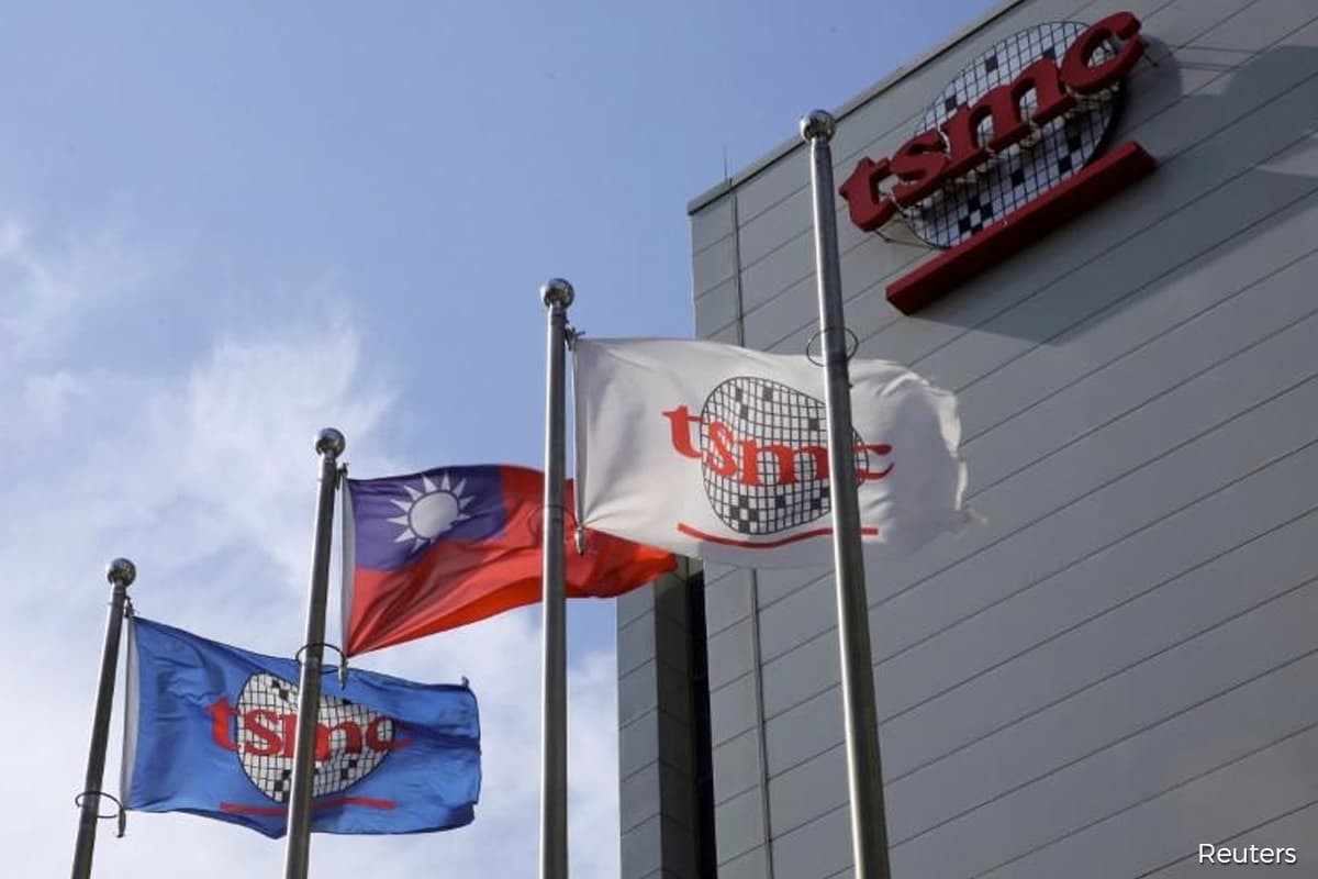 TSMC quarterly sales rise 17% after surge in chip demand