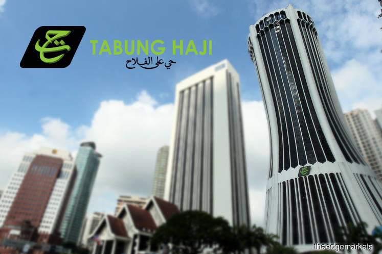 Value of Tabung Haji's domestic equities investment up at RM7.8b