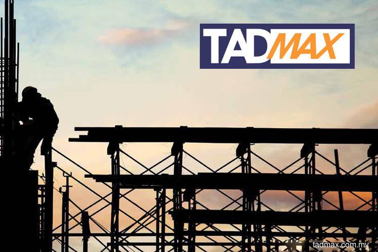 Tadmax rises 5% on Pulau Indah power plant development