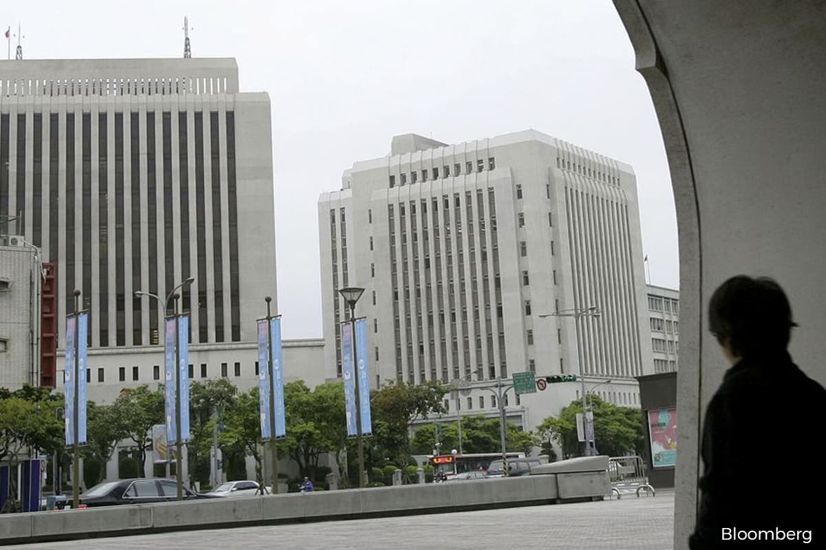 Taiwan's central bank says will maintain exchange rate stability