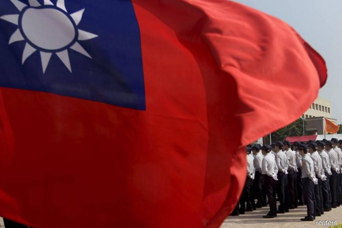 Taiwan military says it has right to counter-attack amid China threats