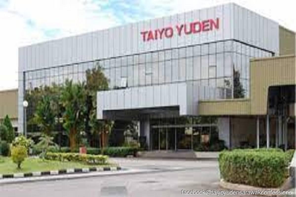 Japanese Taiyo Yuden expands multilayer ceramic capacitors production in Sarawak