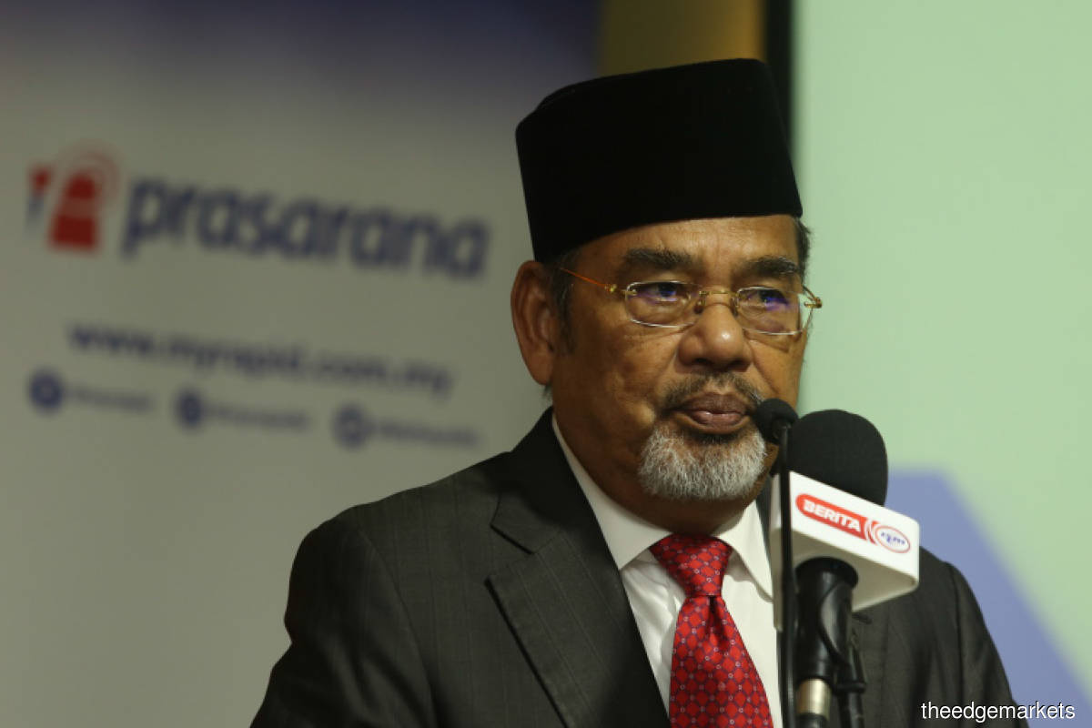 Newsbreak: Prasarana chairman Tajuddin exerting his authority