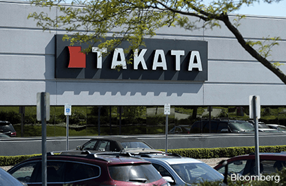 Takata shares untraded with heavy sell orders, KSS seen backing restructuring