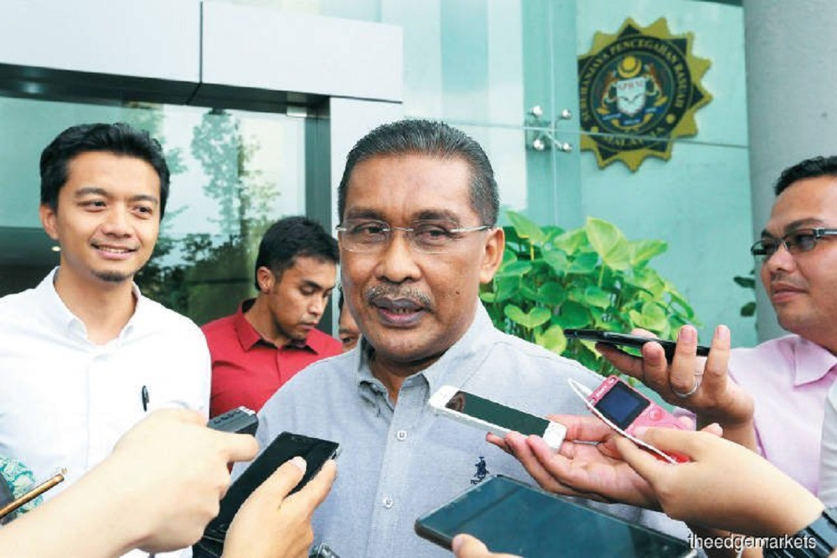 Early redemption of GCR to be reviewed, says Takiyuddin