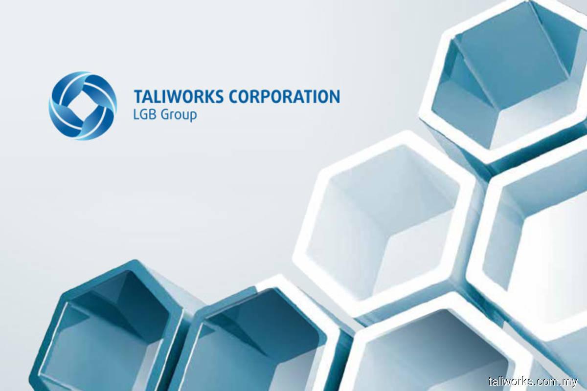 Taliworks 3Q profit falls on lower revenue, declares 1.65 sen dividend