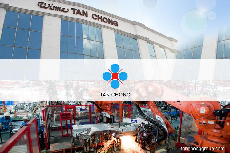 Tan Chong rises 6.51% on firmer 2Q earnings