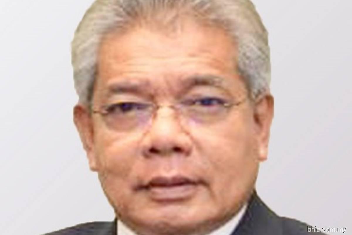 Tan Sri Ramlan Mohamed Ali