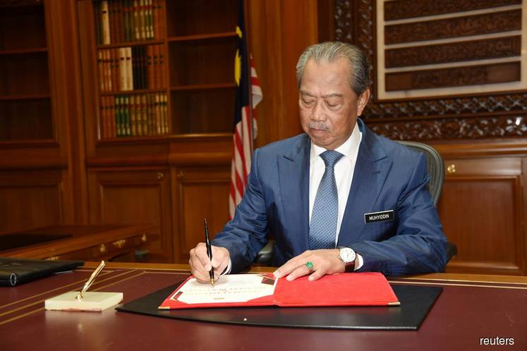Covid-19: PM Muhyiddin calls on people to remain resilient, continue obeying MCO
