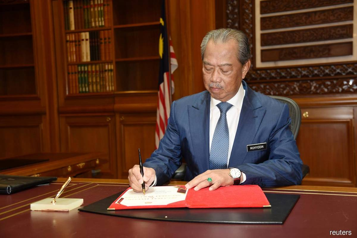 PM Muhyiddin receives call from Hamas leader on developments in Palestine