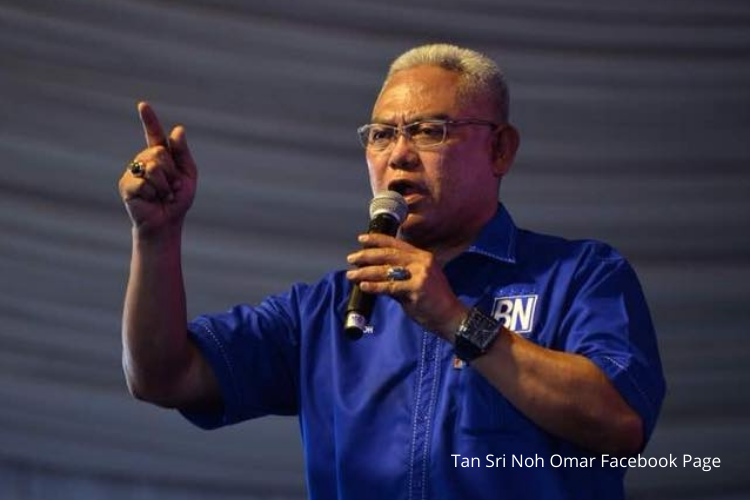 Noh Omar resigns as MISC chairman after discussion with PM