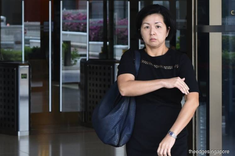 Court hears of 'empire' building dreams amid tears shed in love triangle with John Soh