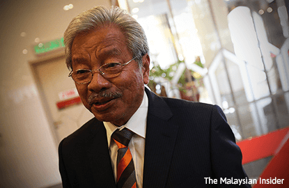 Opposition will always believe Najib is guilty, says Masing on A-G's findings