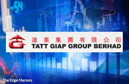 Stock With Momentum: Tatt Giap Group