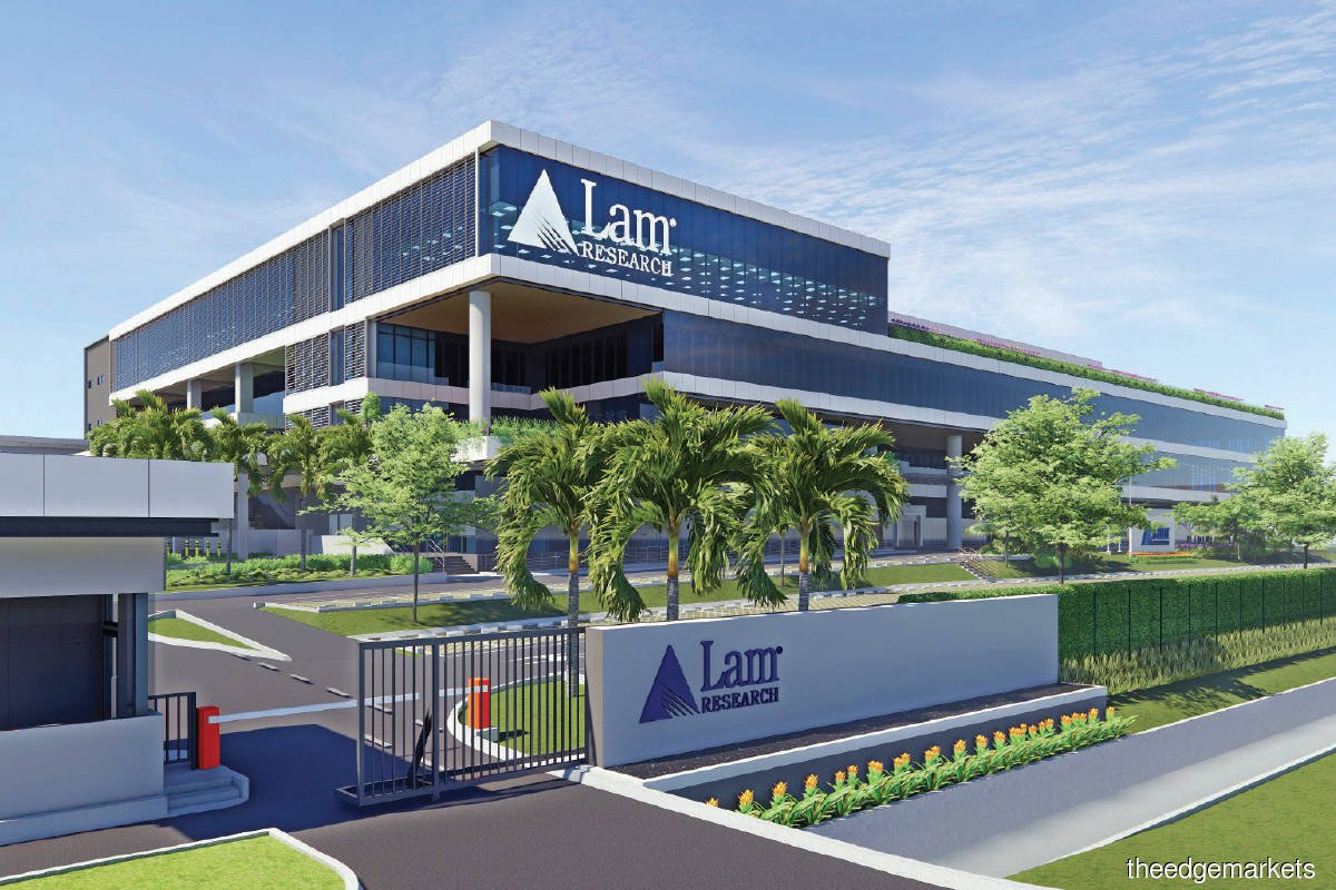 Lam Manufacturing Malaysia is investing a total of US$225 million to put up a new manufacturing facility at Batu Kawan Industrial Park. (Photo by Lam Manufacturing Malaysia)