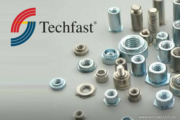 Techfast up 1.56% on positive technical outlook