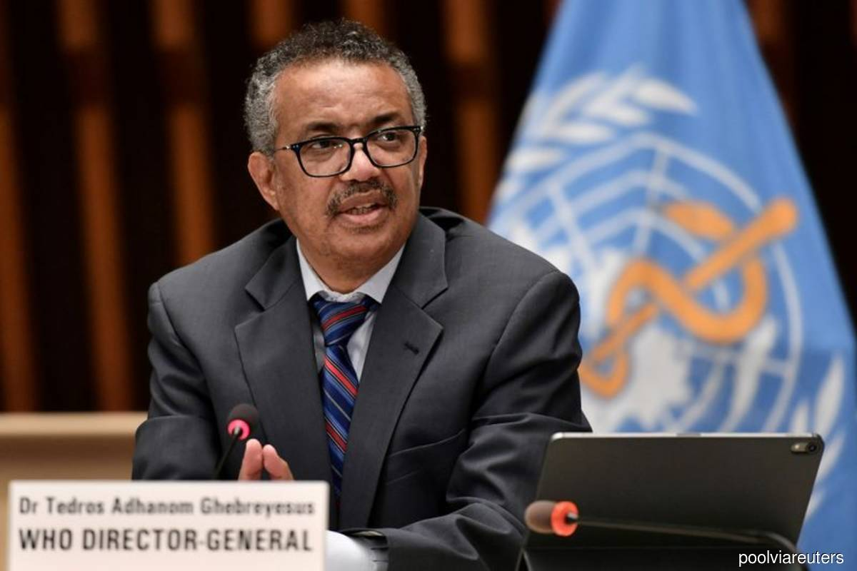 Covid-19 vaccine may be ready by year-end, says WHO's Tedros
