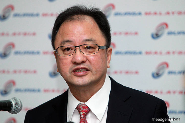 Matang chairman resigns, search underway for replacement