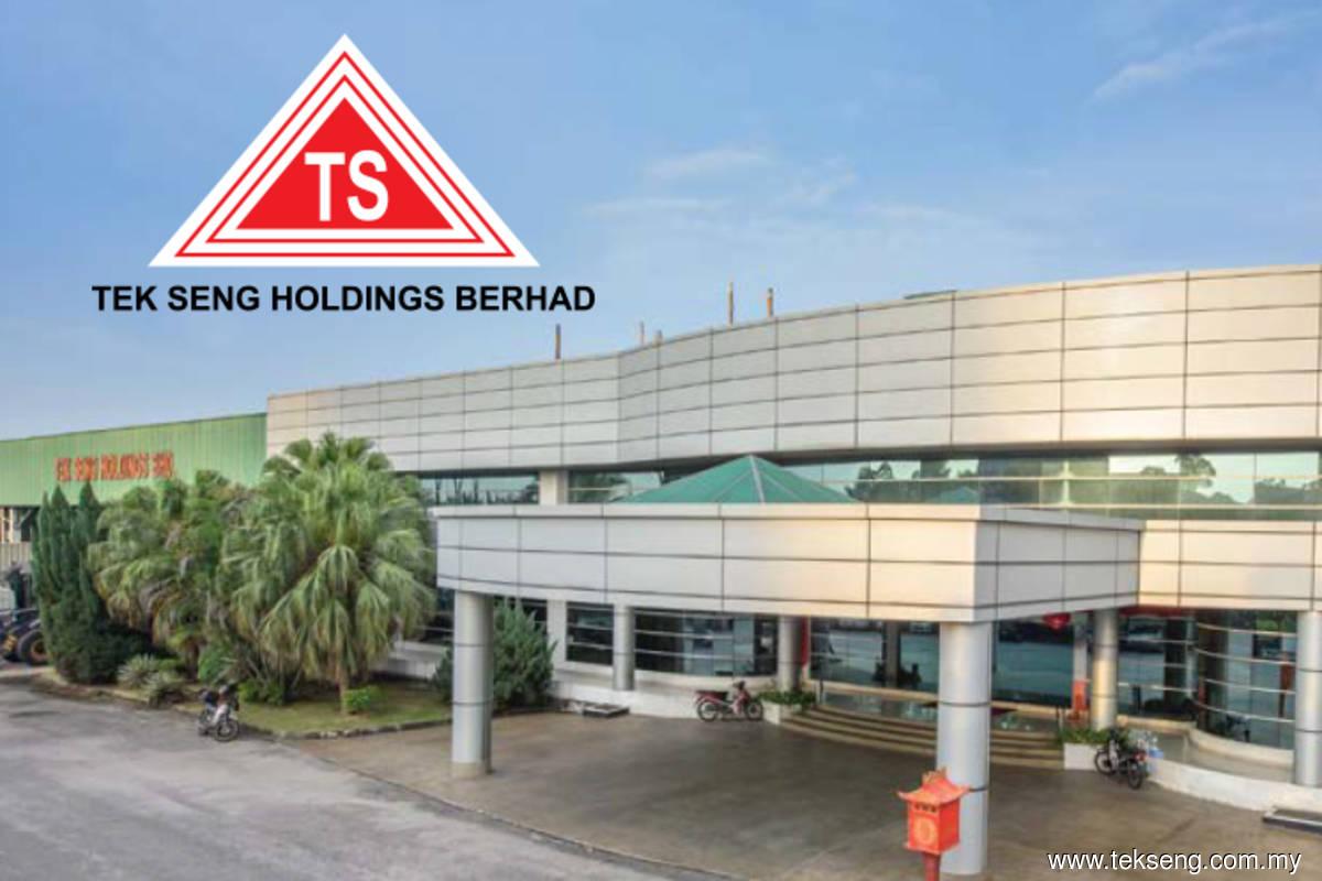Tek Seng may soon move higher, says RHB Retail Research