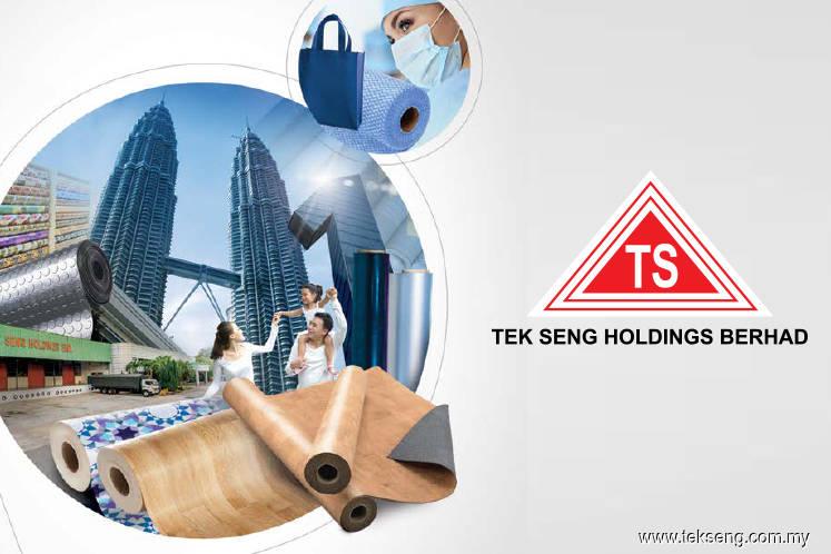 Tek Seng falls 5.08% as subsidiary plans PV production halt in 3Q