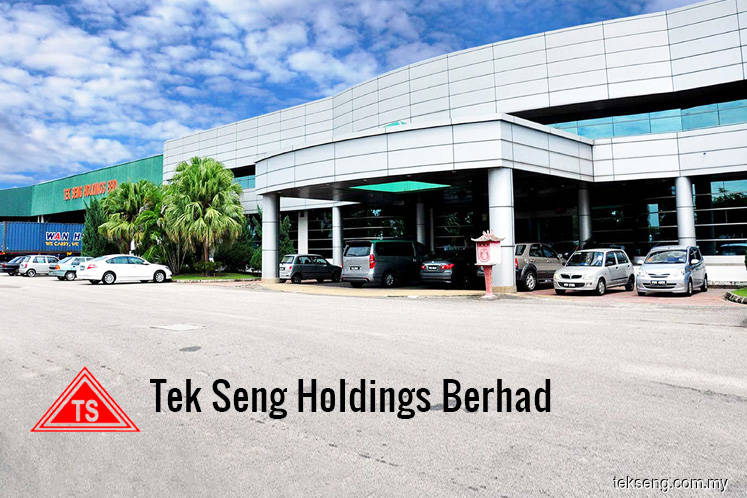 Tek Seng's unit to lay off 118 workers, temporarily halts ops
