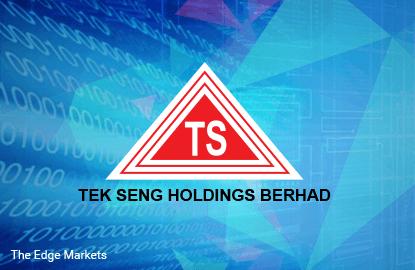 Stock With Momentum: Tek Seng Holdings