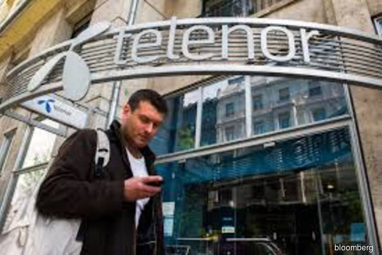 Telenor gains after announcing talks on possible Asian deal