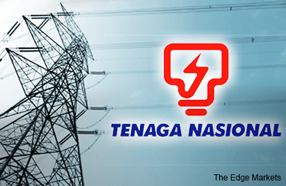 Tenaga's 4Q earnings double on stronger ringgit, weaker LNG price