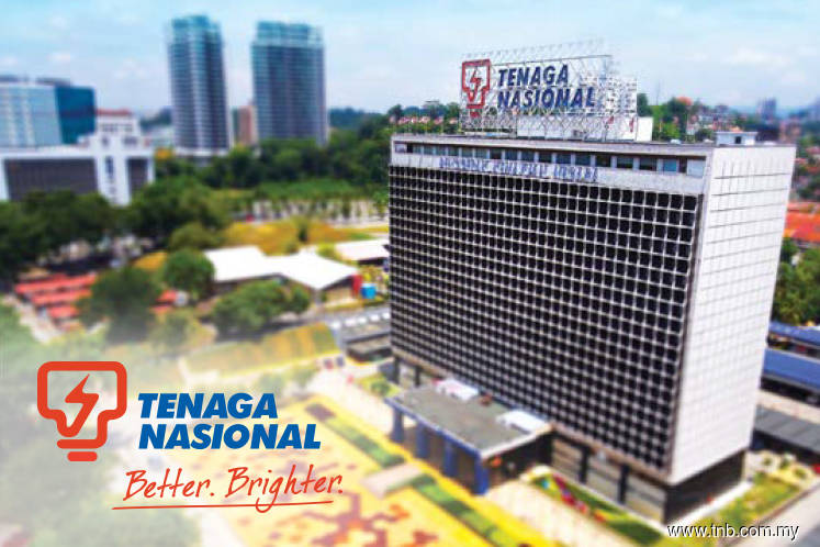 Tenaga Nasional falls to lowest in 14 months