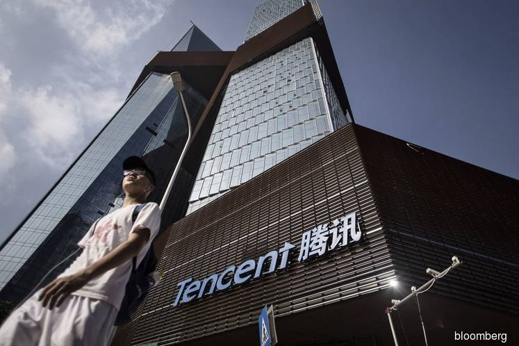 Tencent Tests Key Support Level After Profit Disappoints