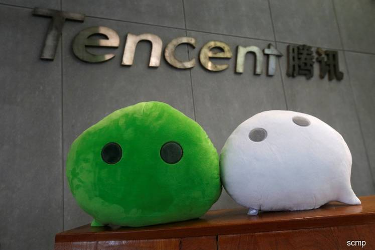 Tencent unveils voice-operated WeChat with Chinese carmaker Changan as battle for smart vehicles intensify