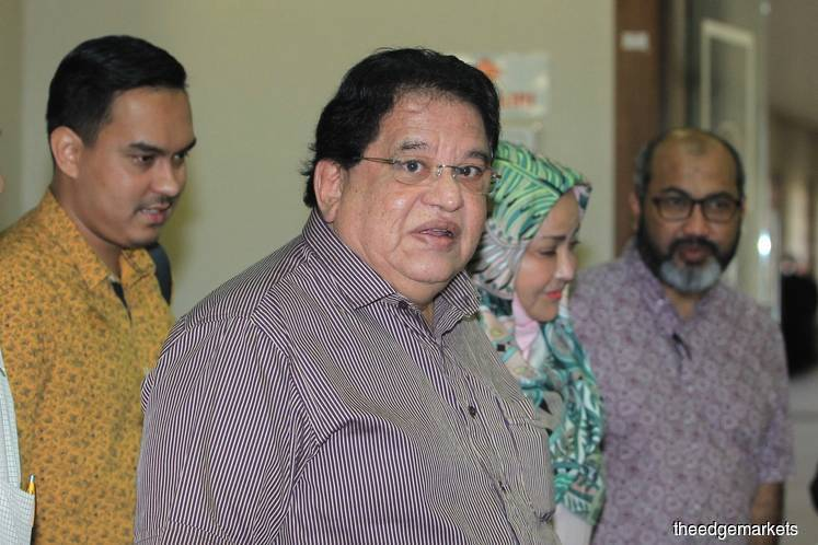 Witness: Tengku Adnan told me UMNO needed political contribution