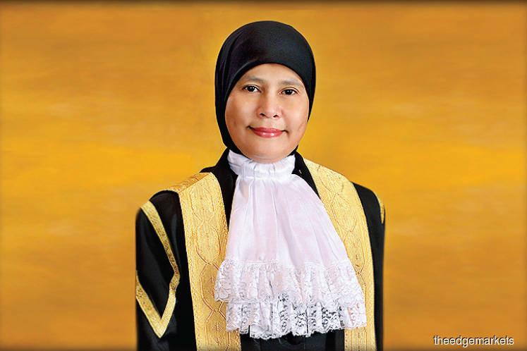 Tengku Maimun confirmed as new CJ