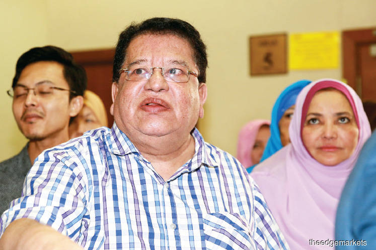 Ku Nan wants judge to recuse himself from RM1m graft case