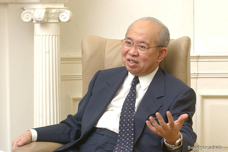 RCI recommendations should be implemented, says Ku Li after police report on BNM RCI withdrawn