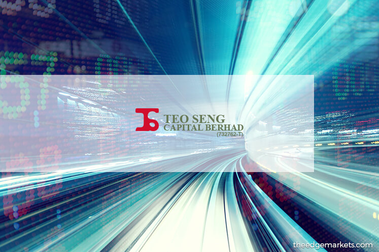 Stock With Momentum: Teo Seng Capital
