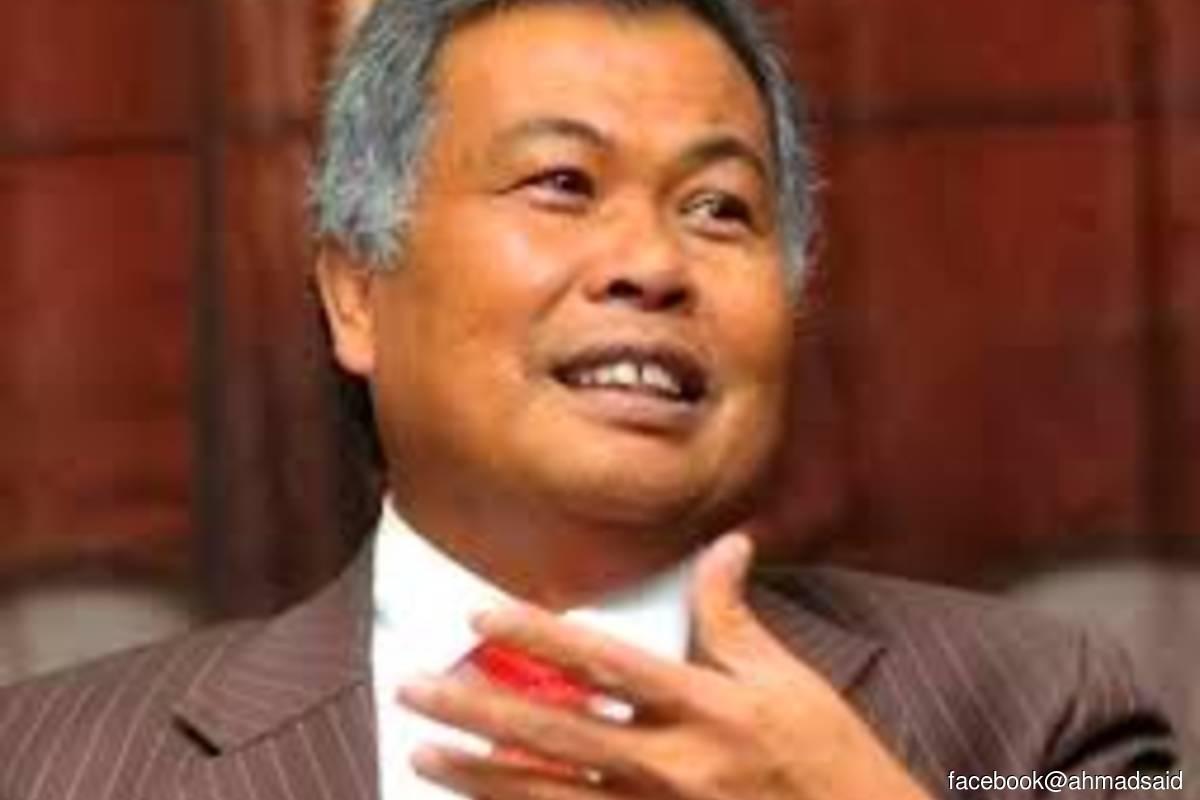 Terengganu UMNO Liaison Committee chairman Datuk Seri Ahmad Said.