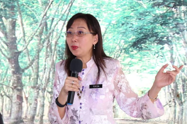 Teresa Kok : Take advantage of CPO export duty exemption