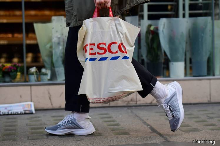 Tesco should take the money and run: Andrea Felsted