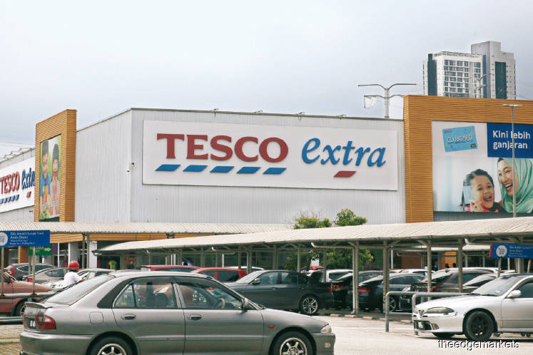 Tesco's assets seen as attractive proposition for potential buyer