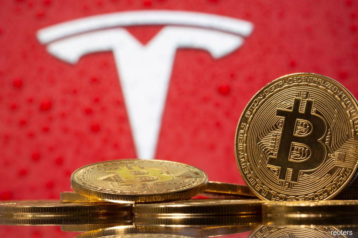 Bitcoin jumps after Musk said Tesla will use when mining cleaner
