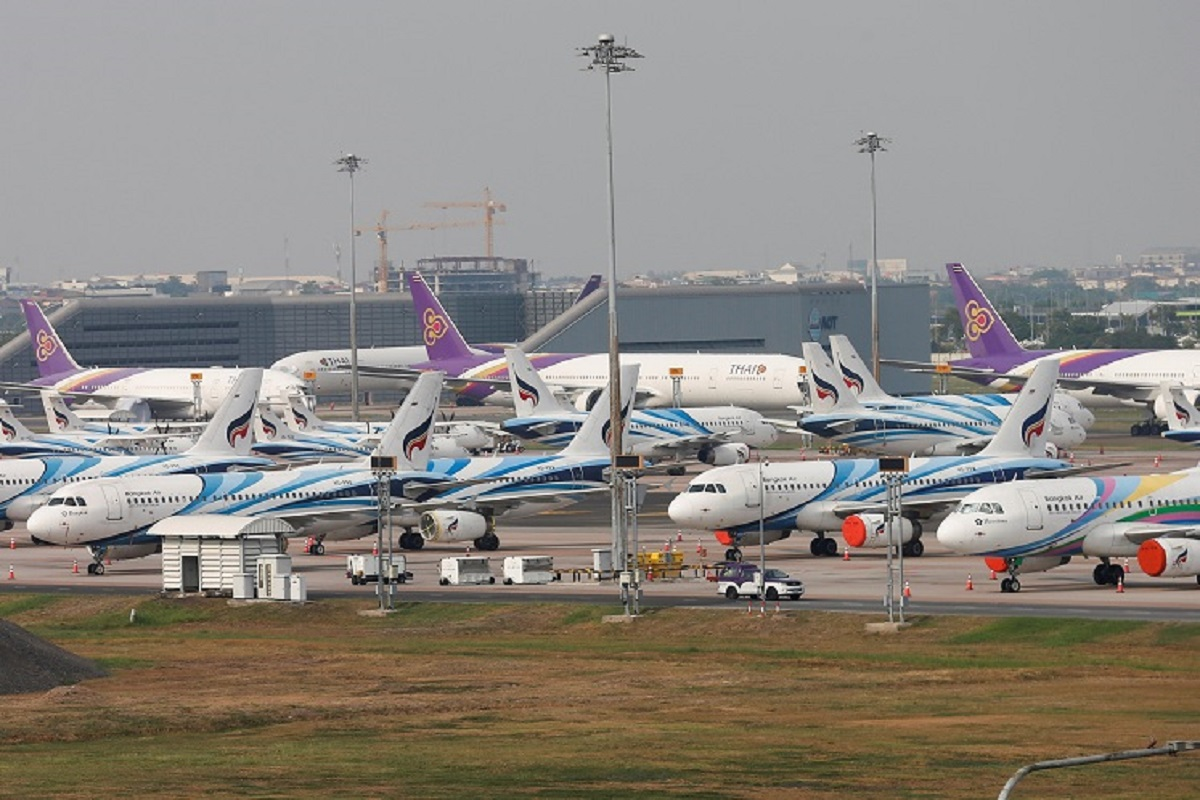 Court approves Thai Airways restructuring, share price takes off