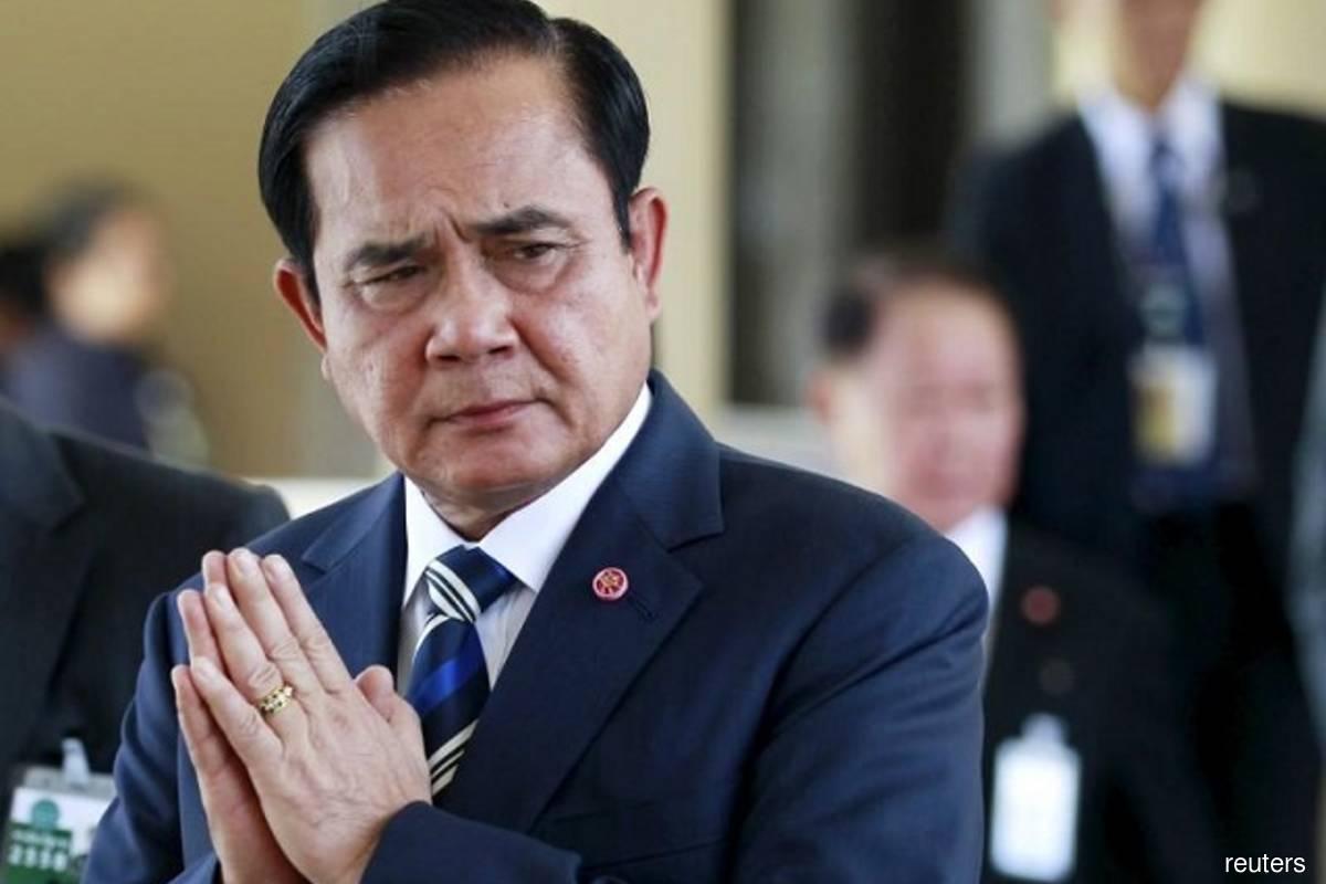 Thai Prayuth Chan o-cha (Reuters filepix)