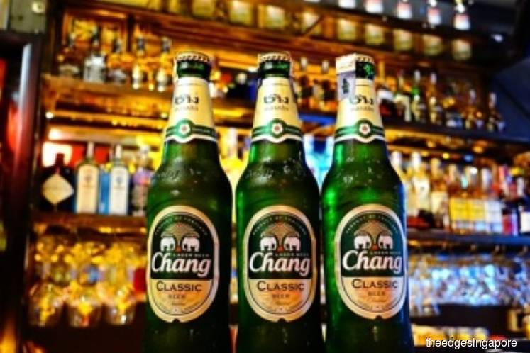 ThaiBev 1Q earnings more than double to S$321 mil on revenue jump