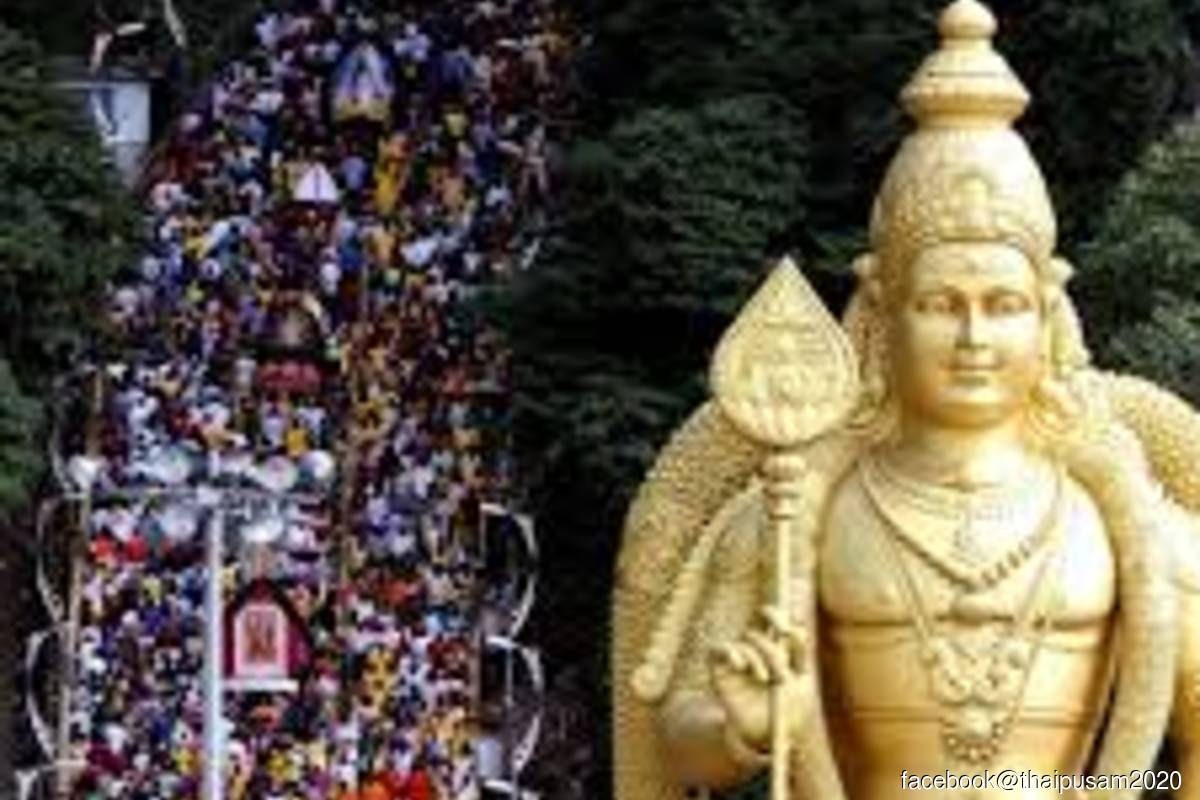 Thaipusam: Silver chariot journey will not involve public