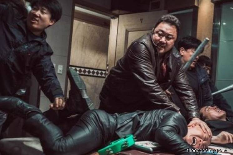 Spackman's Outlaws is surprise hit at Korean box office