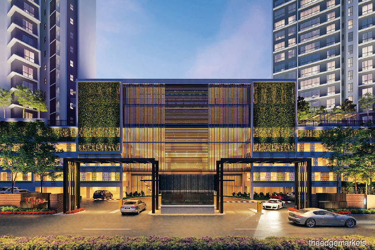 The Clio 2 Residences' first tower 80% sold