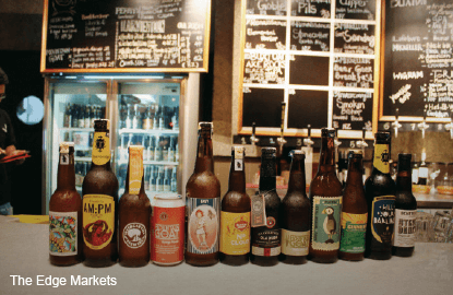 Chasing the craft beer trend