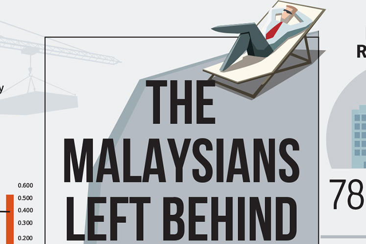 The Malaysians Left Behind
