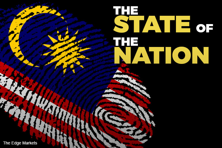 The State of the Nation:  Surprised that absolute government debt hasn't fallen?